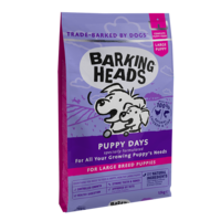 BARKING HEADS Large Breed Puppy Days, 12 kg