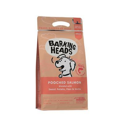 BARKING HEADS Pooched Salmon, 1 kg
